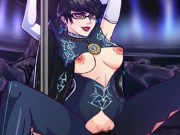Bayonetta Riding Dirty