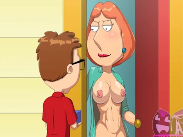 Horny sexy lois griffin