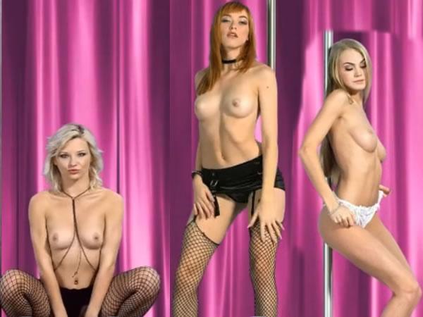 Mature redhead women nude