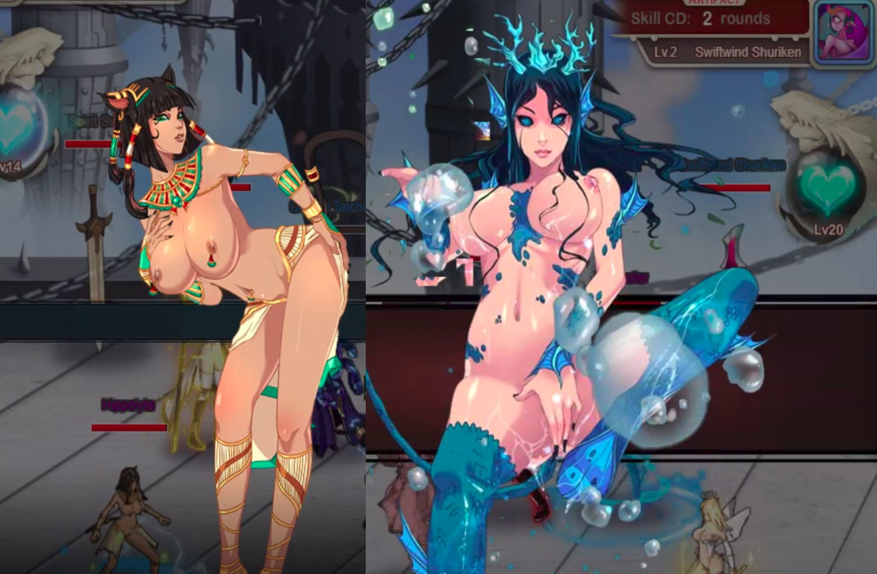 3D Hentai Game Pc gods of hentai game playthrough