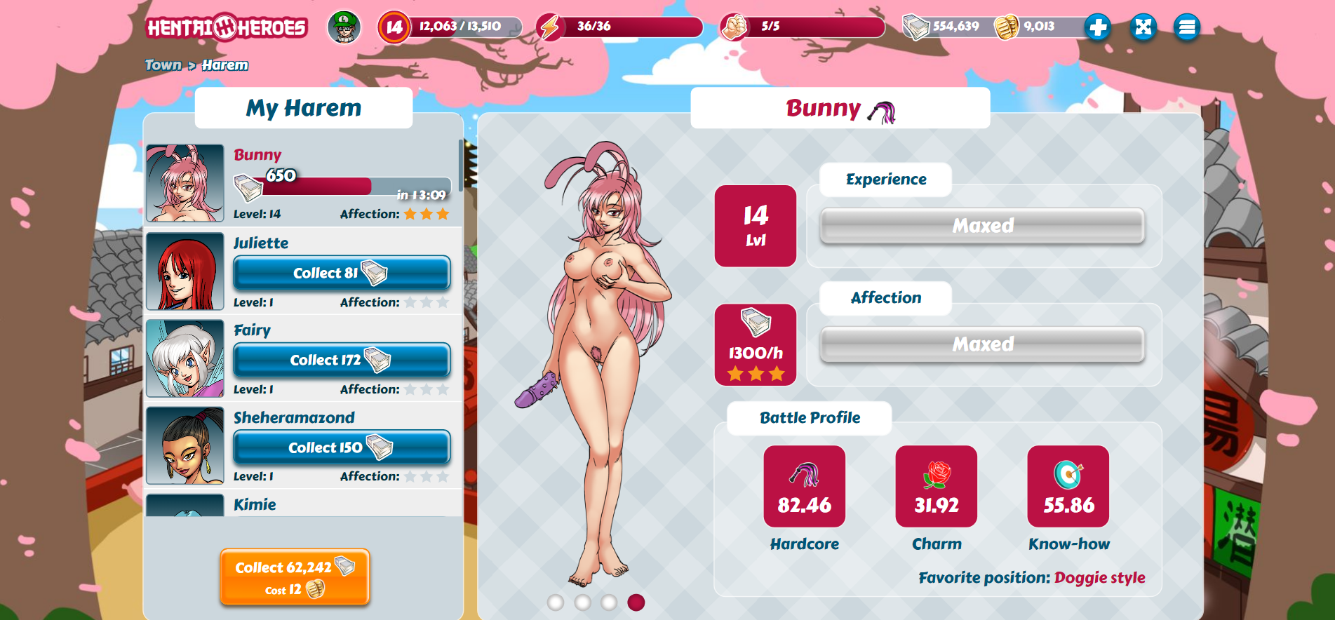 Hentai Arcade Games for hentai heroes game review